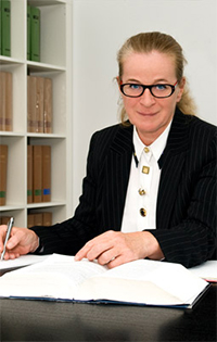 Rechtsanwältin Arbeitsrecht Karin Potsch